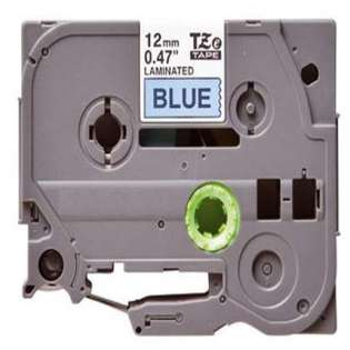 Compatible label tape for Brother TZe-531 - black on blue