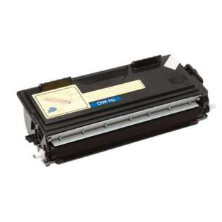 Compatible Brother TN460 toner cartridge, 6000 pages, black