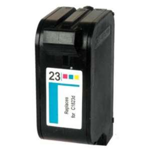Remanufactured HP C1823A / 23 ink cartridge - color