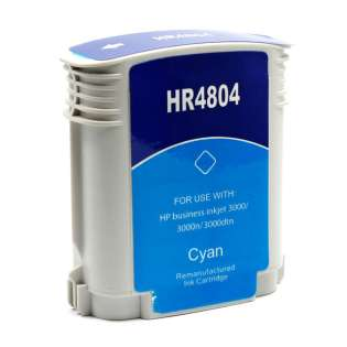 Remanufactured HP C4804A (12) inkjet cartridge - cyan