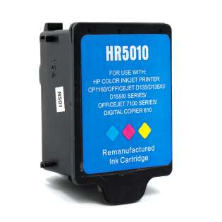 Remanufactured HP C5010 / 14 cartridge - color