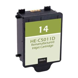 Remanufactured HP C5011AN / 14 cartridge - black