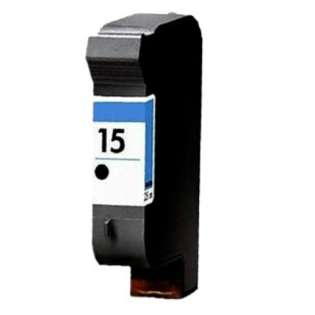Remanufactured HP C6615 / 15 ink cartridge - black