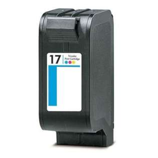 Remanufactured HP C6625 / 17 ink cartridge - color