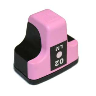 Remanufactured HP C8775WN / 02 cartridge - light magenta