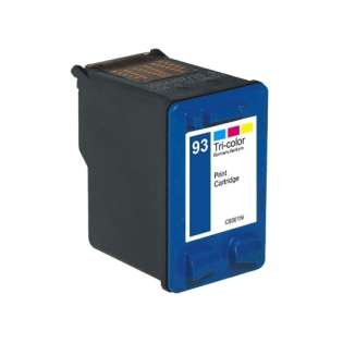 Remanufactured HP C9361 / 93 cartridge - color