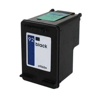 Remanufactured HP C9362 / 92 cartridge - black