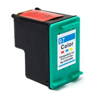 Remanufactured HP C9363 / 97 cartridge - color