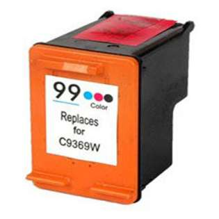 Remanufactured HP C9369 / 99 cartridge - photo