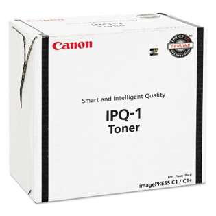 Canon IPQ-1 Genuine Original (OEM) laser toner cartridge, 16000 pages, black