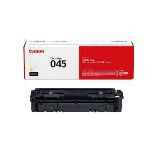Original Canon 1243C001 (045H) toner cartridge - high capacity yellow