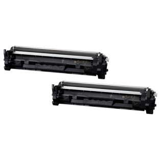 Compatible Canon 051 (2168C001) toner cartridge - black - 2-pack - now at 499inks