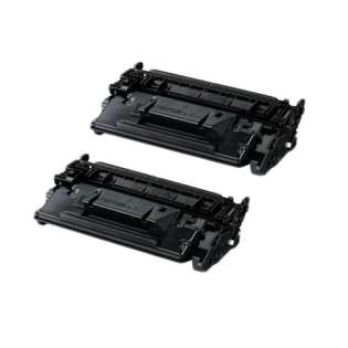 Compatible Canon 056 (3007C001) toner cartridges - WITHOUT CHIP - 2-pack