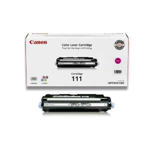 Original Canon 1658B001 (111) toner cartridge - magenta