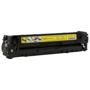 Canon 116 Genuine Original (OEM) laser toner cartridge, 1500 pages, yellow