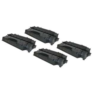 Replacement for Canon 119 II cartridges - Pack of 4