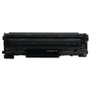 Compatible Canon 125 toner cartridge, 1600 pages, black