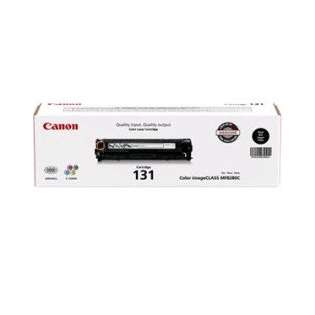 Canon 131 Genuine Original (OEM) laser toner cartridge, 1400 pages, black