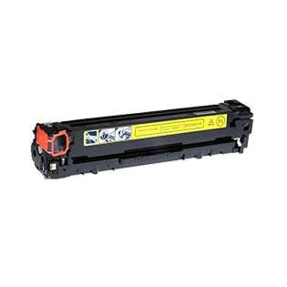 Compatible Canon 131 toner cartridge, 1500 pages, yellow