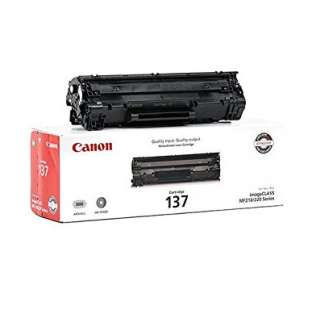 OEM (genuine original) Canon 9435B001AA (137) toner cartridge - black