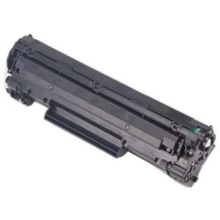 Compatible Canon 137 toner cartridge, 2400 pages, black