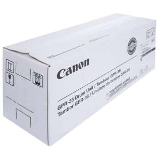 Original (Genuine OEM) Canon 3786B004 (GPR-36) toner drum - black