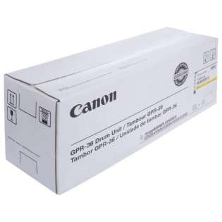 Original (Genuine OEM) Canon 3789B004 (GPR-36) toner drum - yellow