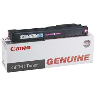 Canon GRP-11 Genuine Original (OEM) laser toner cartridge, 25000 pages, magenta