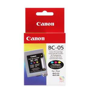 OEM Canon BC-05 cartridge - color