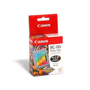 OEM Canon BC-06 cartridge - photo