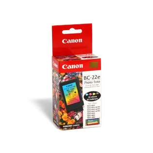OEM Canon BC-22e cartridge - photo