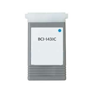 Replacement for Canon BCI-1431C cartridge - cyan