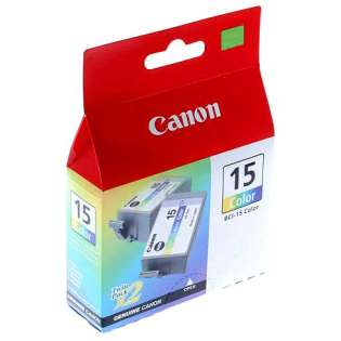 OEM Canon BCI-15C cartridge - color