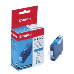 Canon BCI-3C Genuine Original (OEM) ink cartridge, cyan