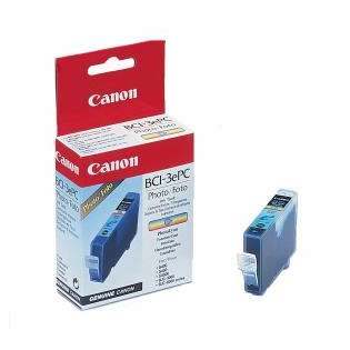 Canon BCI-3PC Genuine Original (OEM) ink cartridge, photo cyan