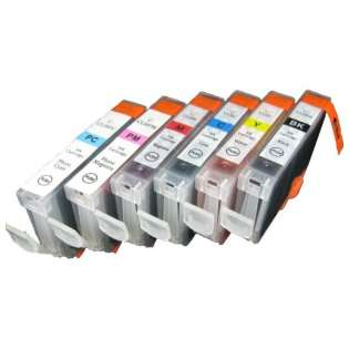 Compatible Multipack for Canon BCI-6 - 6 pack