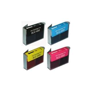 Compatible Multipack for Canon BJI-201 - 4 pack