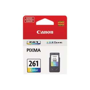 Original Canon CL-261 inkjet cartridge - color