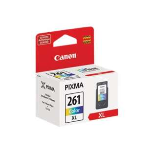 Original Canon CL-261XL inkjet cartridge - high capacity color