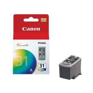 Canon CL-31 Genuine Original (OEM) ink cartridge, color