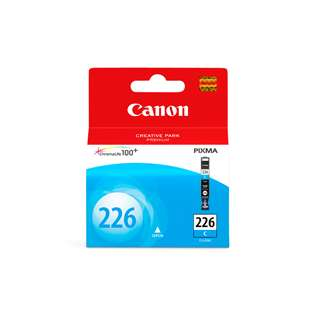 Canon CLI-226C Genuine Original (OEM) ink cartridge, cyan