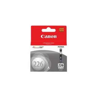 Canon CLI-226GY Genuine Original (OEM) ink cartridge, gray