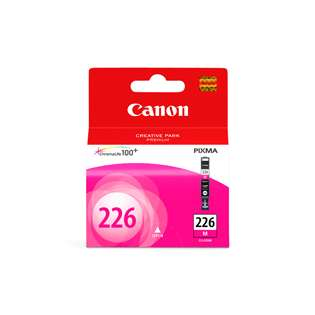 Canon CLI-226M Genuine Original (OEM) ink cartridge, magenta