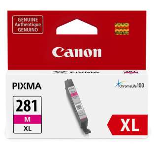 Original Canon CLI-281M XL print ink cartridge - magenta