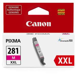 Original Canon CLI-281M XXL print ink cartridge - magenta