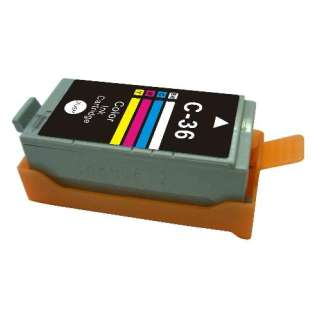 Compatible cartridge Canon CLI-36 - color