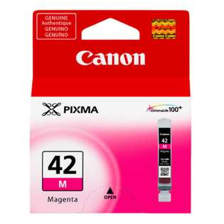 Original Canon CLI-42 inkjet cartridge - magenta