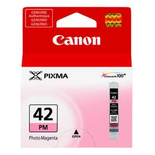 Original Canon CLI-42 inkjet cartridge - photo magenta