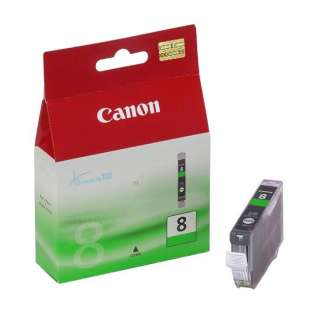 Canon CLI-8G Genuine Original (OEM) ink cartridge, green