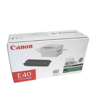 Canon E40 Genuine Original (OEM) laser toner cartridge, 4000 pages, black